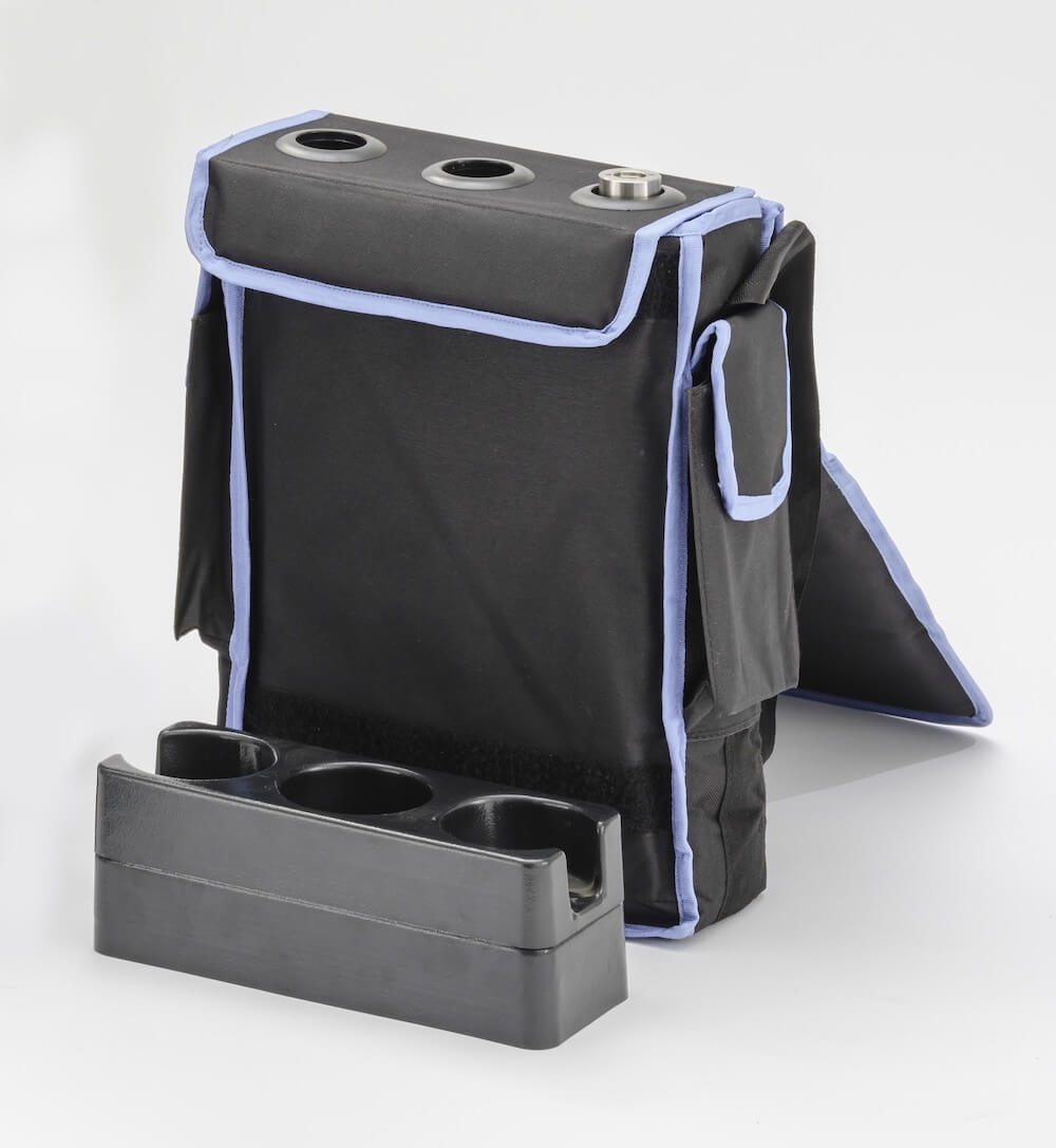 Soft shell carry case